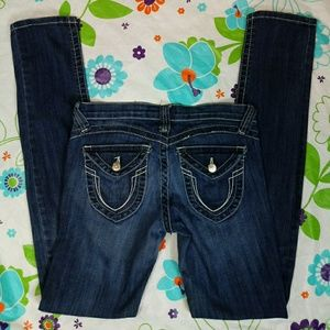 Flying Monkey 5 Low Rise Skinny Jeans Stretch